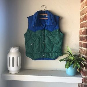 Vintage 70s Vest